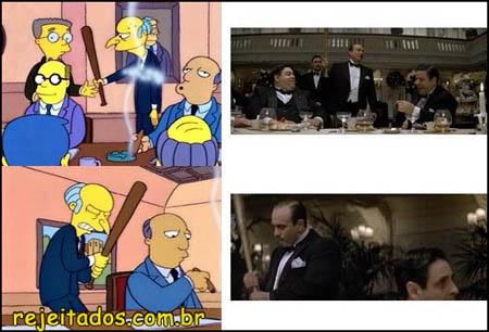 Filmes nos Simpsons Untouchablescpia