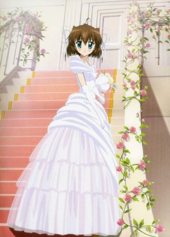 أكبر مكتبة (( anime wedding )) هدية مني للمنتدى  Wedding_dress1