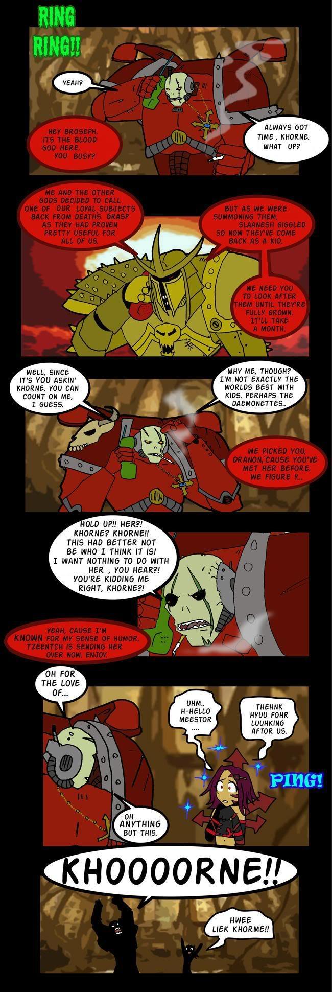 Funny 40K - Pagina 5 For_the_Dark_Gods_by_Mr_Culexus