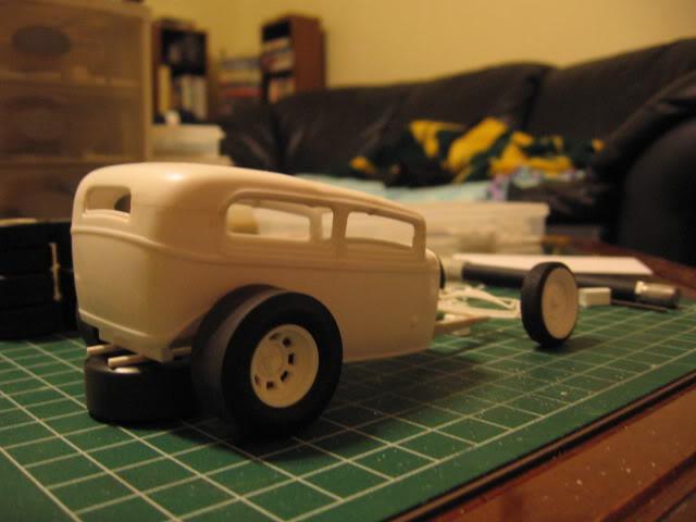 '32 Ford Sharkmouth Sedan MOCKUP312