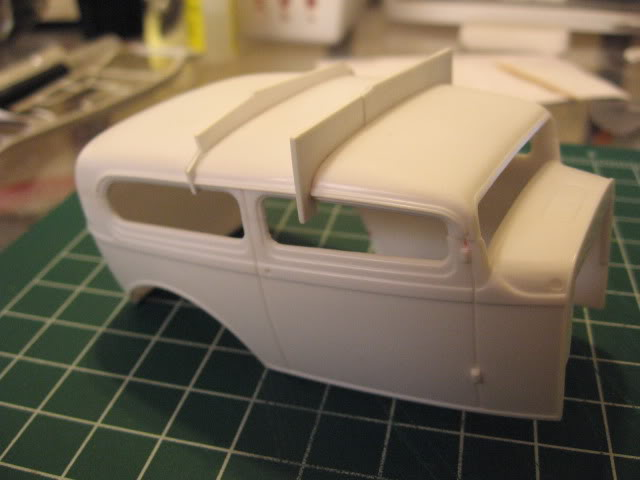 '32 Ford Sharkmouth Sedan TOPCHOPPEDPART22