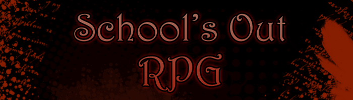 Schools Out RPG