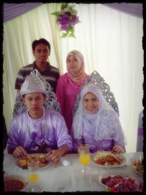 Majlis perkahwinan Ayu 15