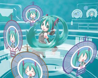 Miku Hatsune Album Our Little Miracles HatsuneMiku
