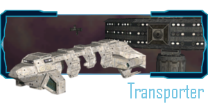 CLASSES AND ROLE PLAY Transporter