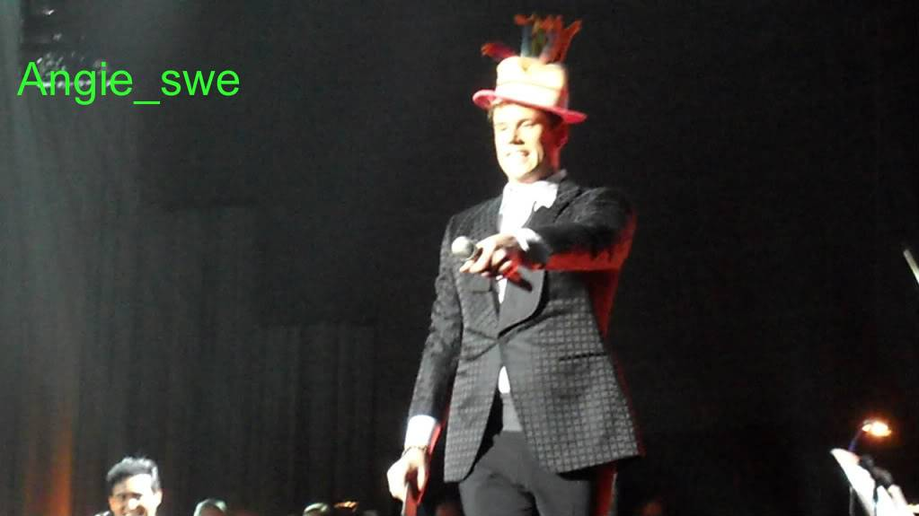14 April Birmingham, United Kingdom (LG Arena) Ildivoenglandtour545