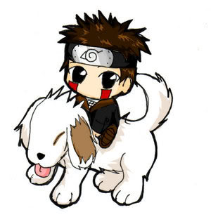 Cual es vuestro personaje preferido? - Página 3 Kiba_Chibi_by_AkatsukiLesson