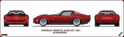 Chevrolet CHEVROLET_Corvette_C3_final