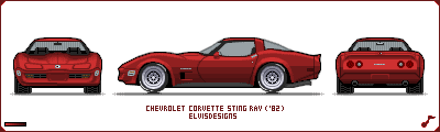 Võistlusautode reeglid CHEVROLET_Corvette_C3_final