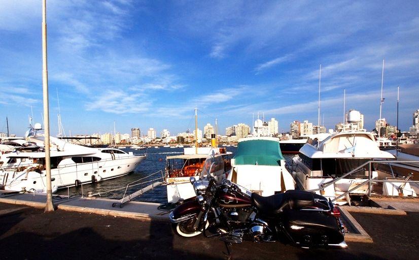 Au port depuis le port!! P1303477