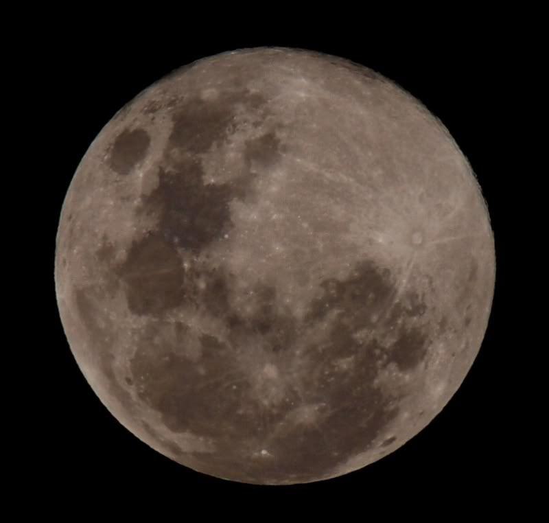 La lune du 3 Juillet 2012 P7030978