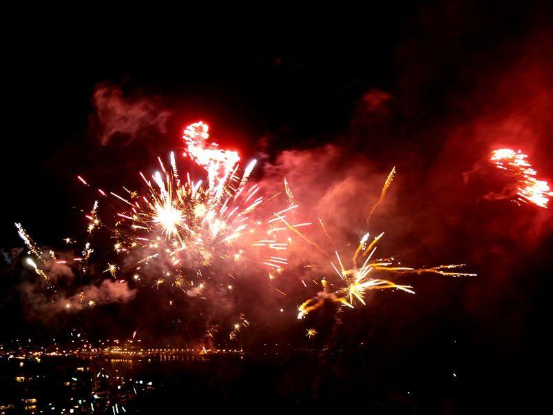 Celebration a minuit PC315415