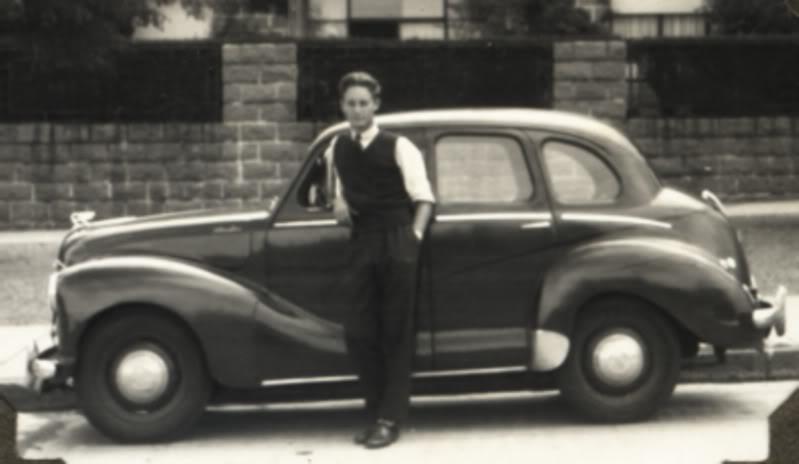 Autos anciennes Austin