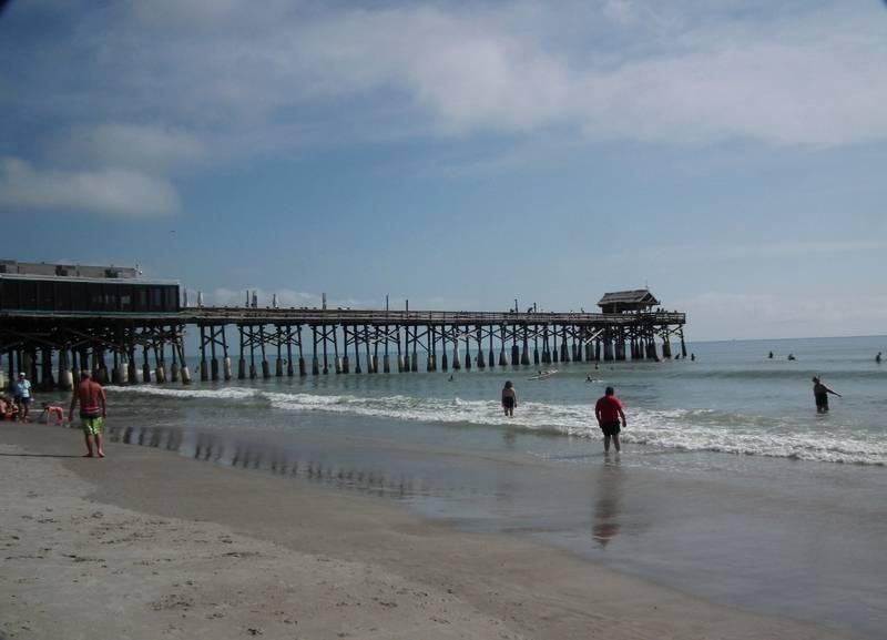 Plage de Cocoa Beach pres de l'Hotel DSCF2549_zpsetrnuct0