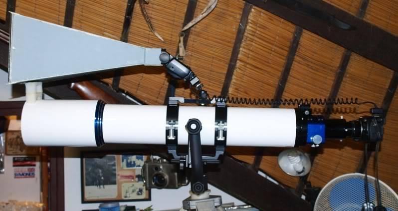 Meade 127 Apo et E330 P5214800