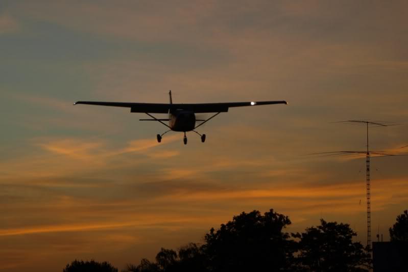 Au coucher de soleil!! P4095529