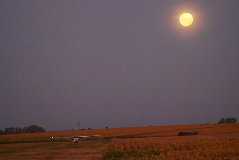 Lune et soleil P4095530