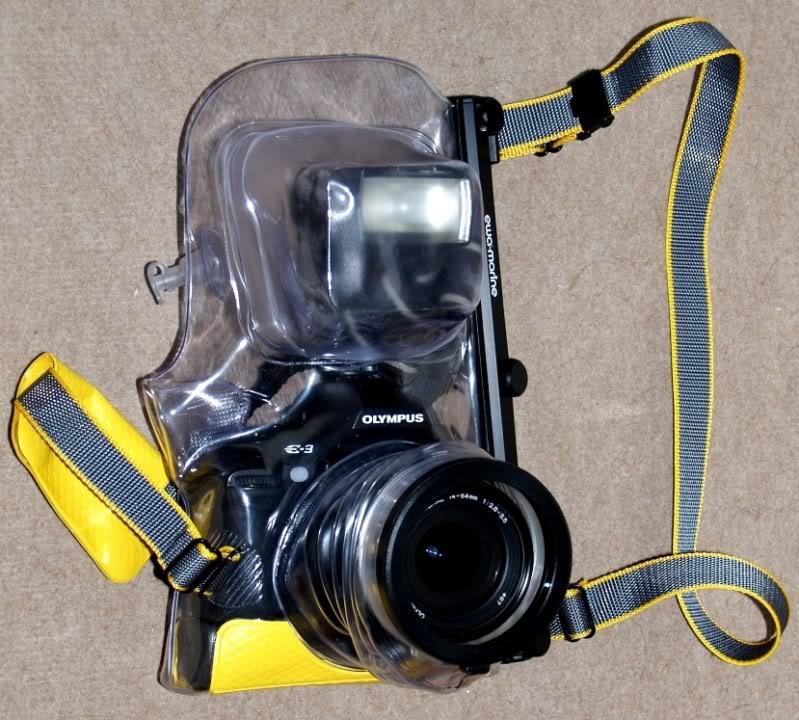 Protéger mon appareil contre l'eau (de mer). P5312139