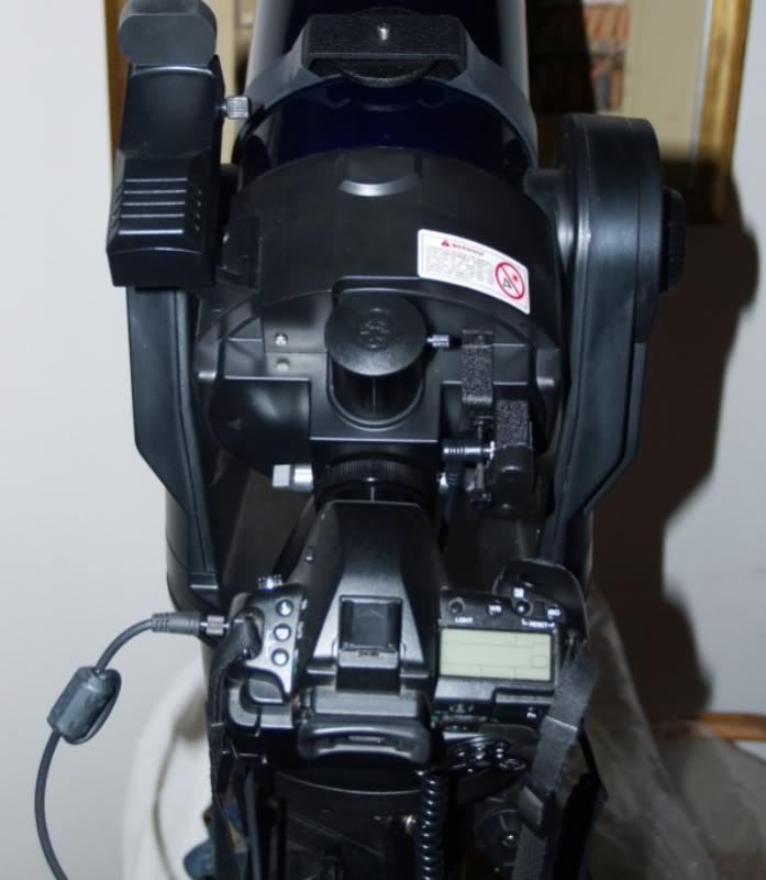 Travaux sur l'E3 et le telescope P9012375