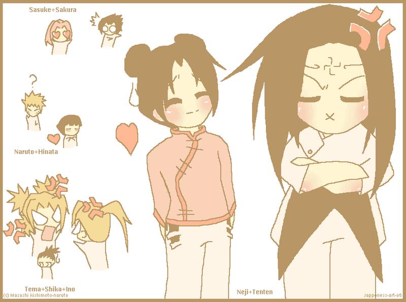 naruto couples Naruto