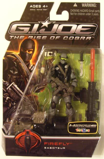 G.I. Joe - ROC 09-ROC-FF