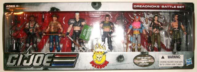 Cobra Battle Pack - Dreadnoks - 2011 11-DN