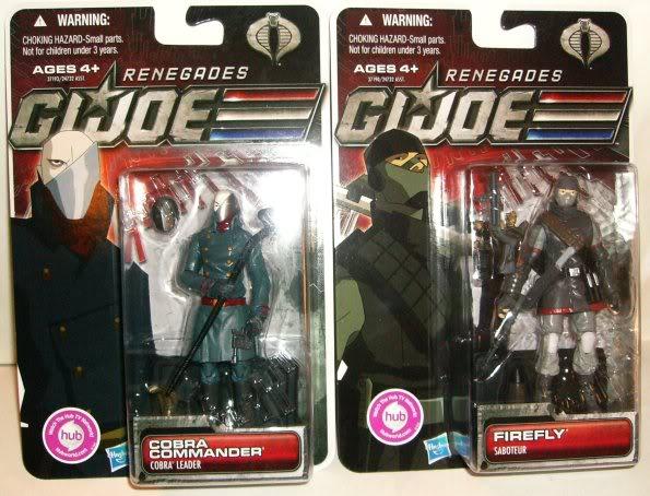 G.I. Joe/Cobra - 30th Anniversary - G.I. Joe Renegades - 2011 11-ren-ccf