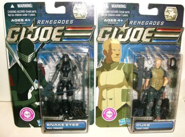 G.I. Joe/Cobra - 30th Anniversary - G.I. Joe Renegades - 2011 11-ren-sed