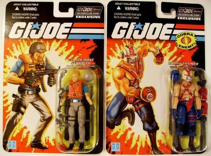 G.I. Joe Collector's Club - Figure Subscription Service 1 - 2013 13-GIJCC-TS-BB