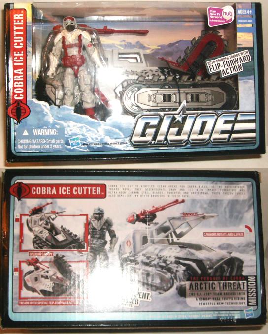 Cobra - Ice Cutter - Pursuit of Cobra - 2010 CIC