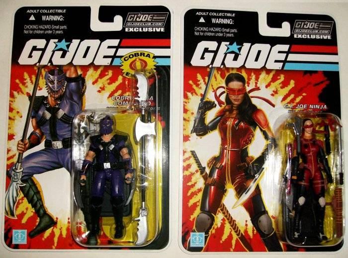 G.I. Joe Collector's Club - Figure Subscription Service 1 - 2013 FSS1-DcKA
