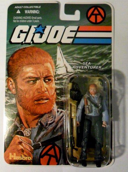 GI Joe Collector's Club Exclusive - Adventure Team - Sea Adventurer - 2011 11-AT-SA3