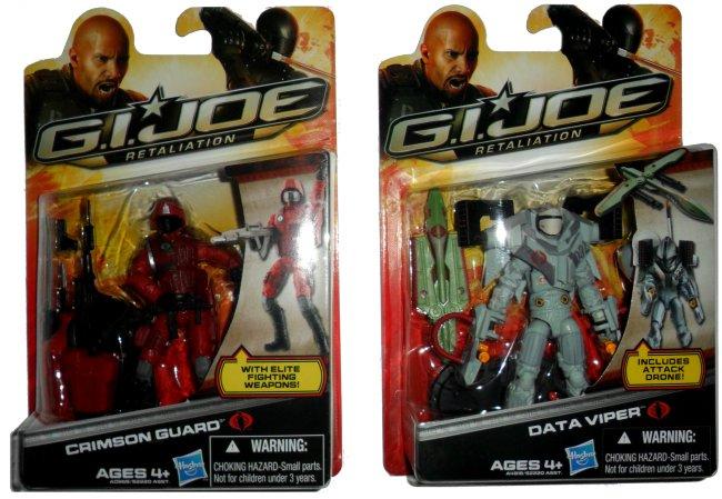 G.I. Joe Retaliation Movie - 2012/2013 13-CG-DV