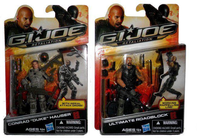 G.I. Joe Retaliation Movie - 2012/2013 13-Dk-URB