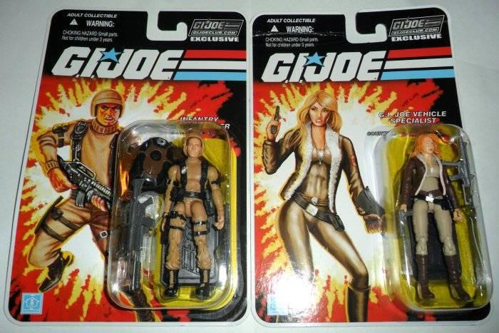 G.I. Joe Collector's Club - Figure Subscription Service 1 - 2013 13-FFS-G-CG