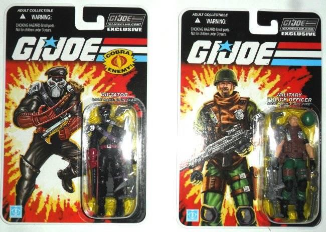 G.I. Joe Collector's Club - Figure Subscription Service 1 - 2013 13-FSS-IK-SF