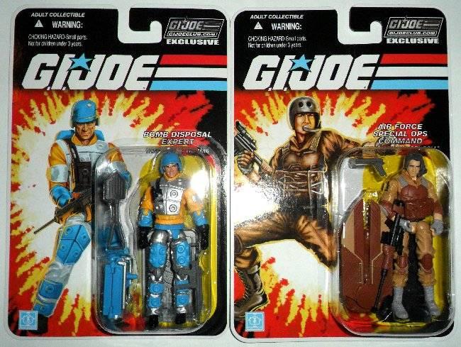 G.I. Joe Collector's Club - Figure Subscription Service 1 - 2013 13-FSS-TNT-BR