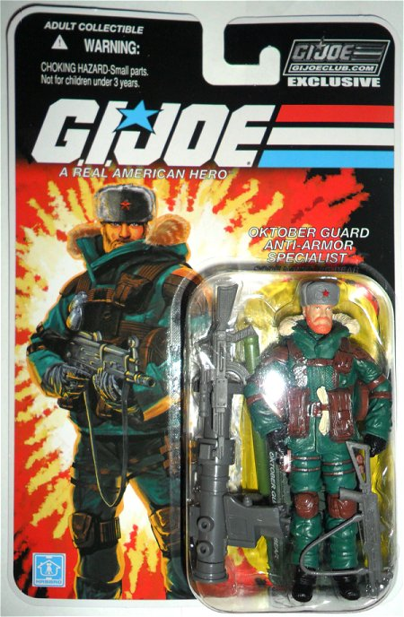 G.I. Joe Collector's Club - Figure Subscription Service 2 - 2013/2014  13-FSS2-BB