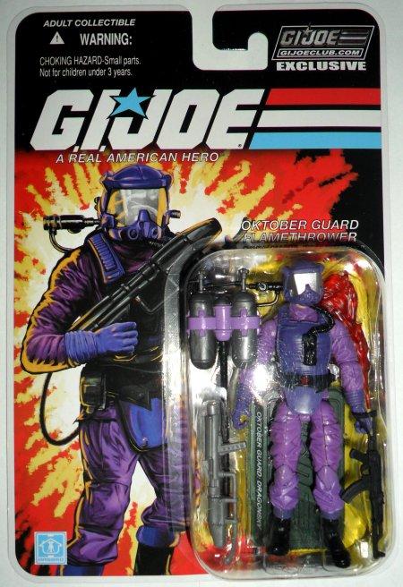 G.I. Joe Collector's Club - Figure Subscription Service 2 - 2013/2014  13-FSS2-DS