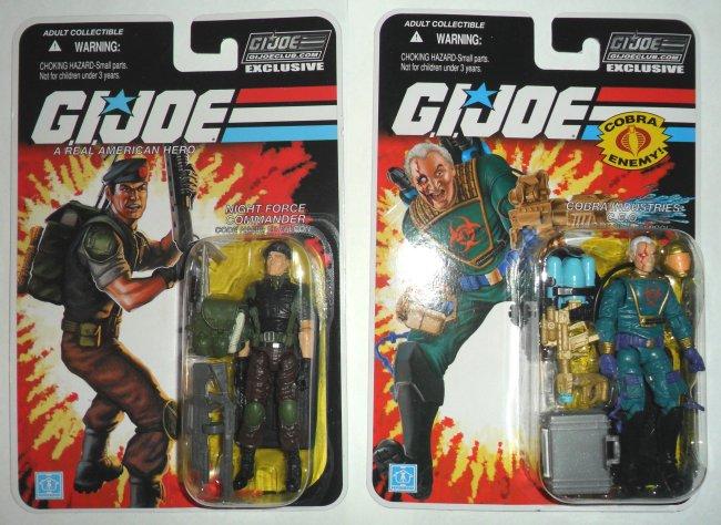 G.I. Joe Collector's Club - Figure Subscription Service 2 - 2013/2014  13-FSS2-NFF-CP