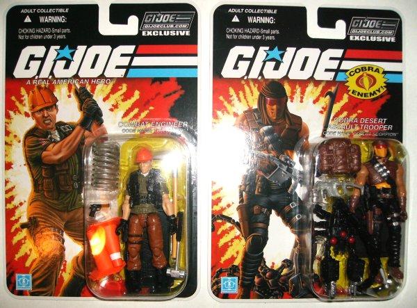 G.I. Joe Collector's Club - Figure Subscription Service 2 - 2013/2014  13-FSS2-TB-DS