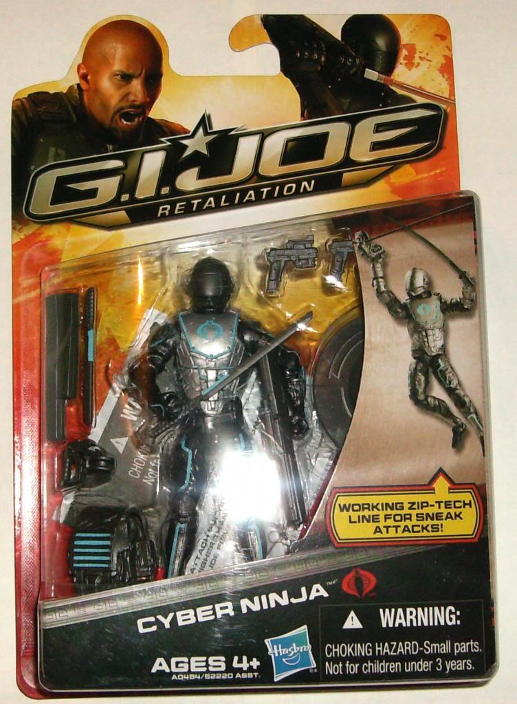 G.I. Joe Retaliation Movie - 2012/2013 13-RET-CN