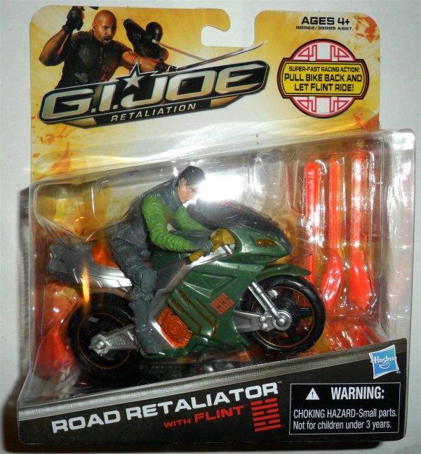 GI JOE - Road Retaliator - GIJOE Retaliation - 2013 13-RRwF