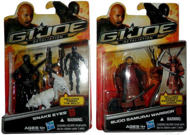 G.I. Joe Retaliation Movie - 2012/2013 13-SE-BD
