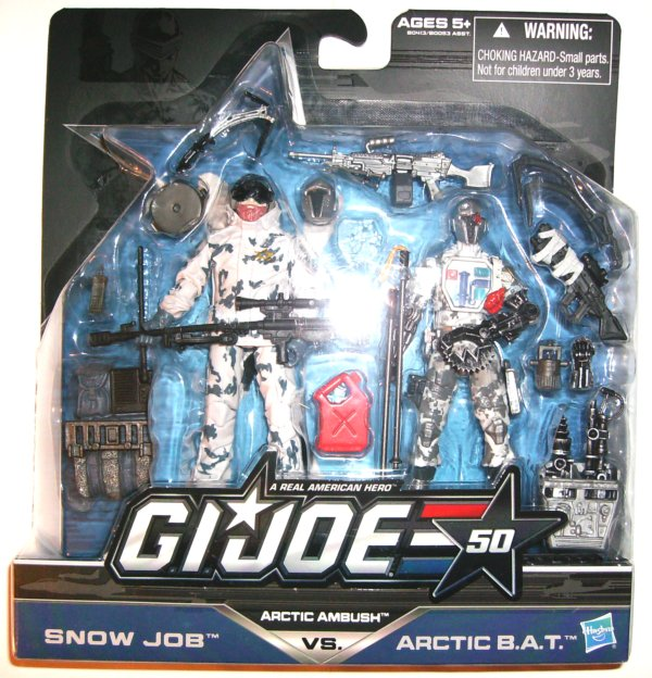 G.I. Joe - 50th Anniversary 14-AA-SJ-AB
