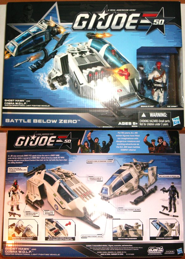 G.I. Joe - 50th Anniversary 14-BBZ-SE-IV