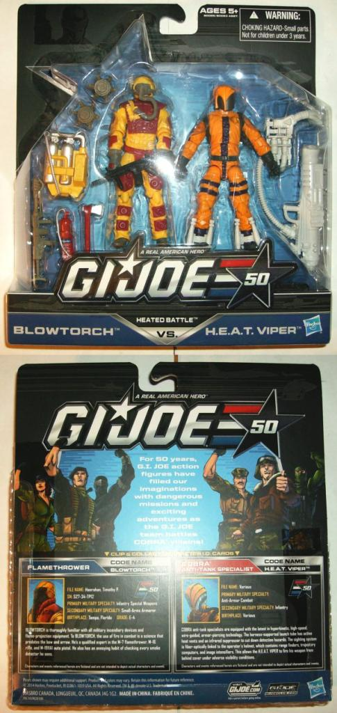 G.I. Joe - 50th Anniversary 14-HeatedBattle-BT-HV