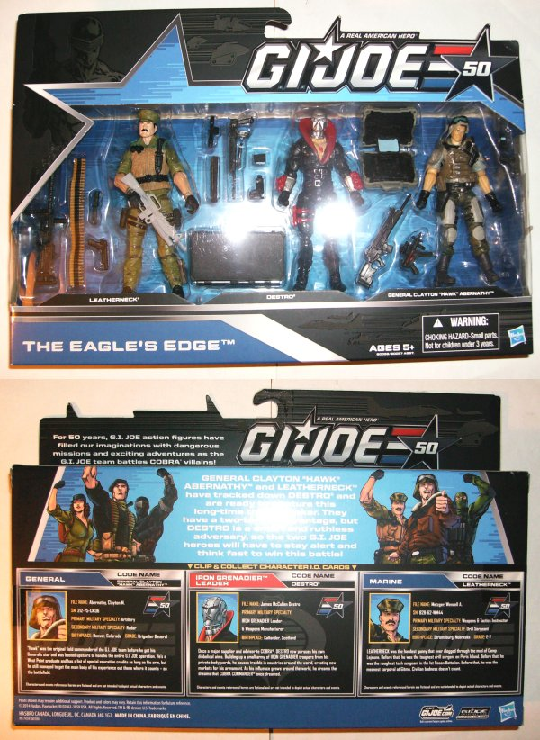 G.I. Joe - 50th Anniversary 14-TheEaglesedge-L-H-D