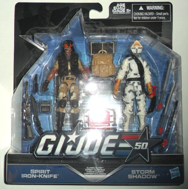 G.I. Joe - 50th Anniversary 15-ClassicClash