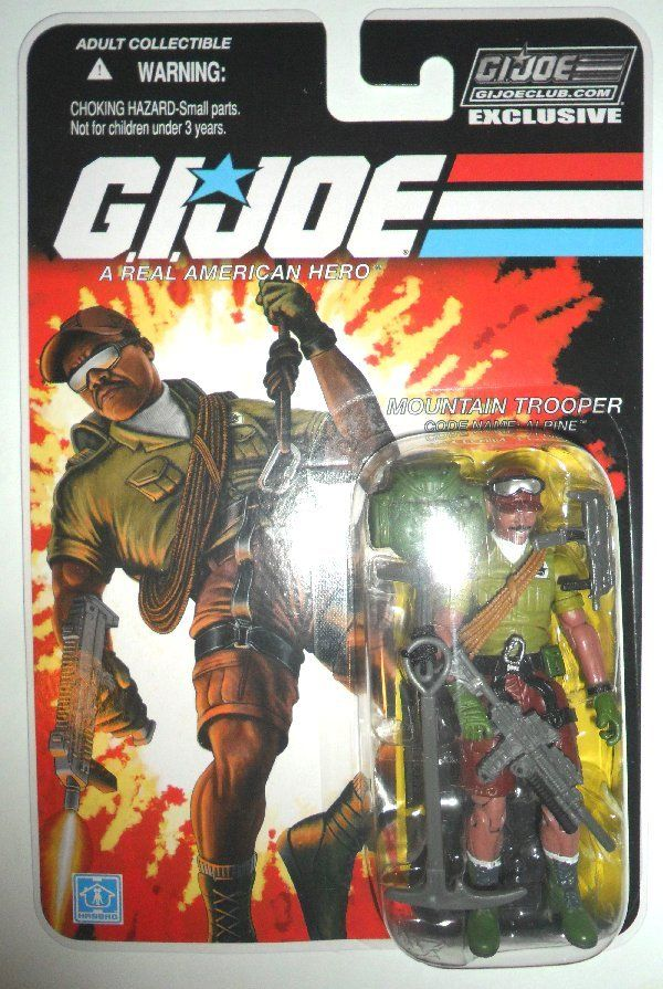 G.I. Joe Collector's Club - Figure Subscription Service 3 - 2014 15-FSS3-Alp